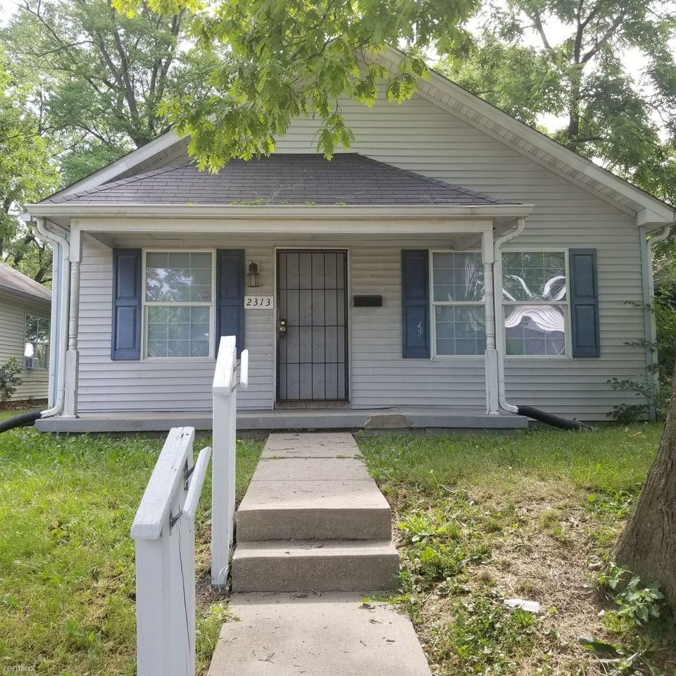 Apartments Near Me No Deposit: 2313 Adams St, Indianapolis, IN 46218 3 Bedroom House For