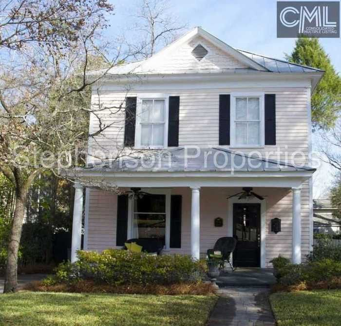 2336 Park St, Columbia, SC 29201 4 Bedroom Apartment For