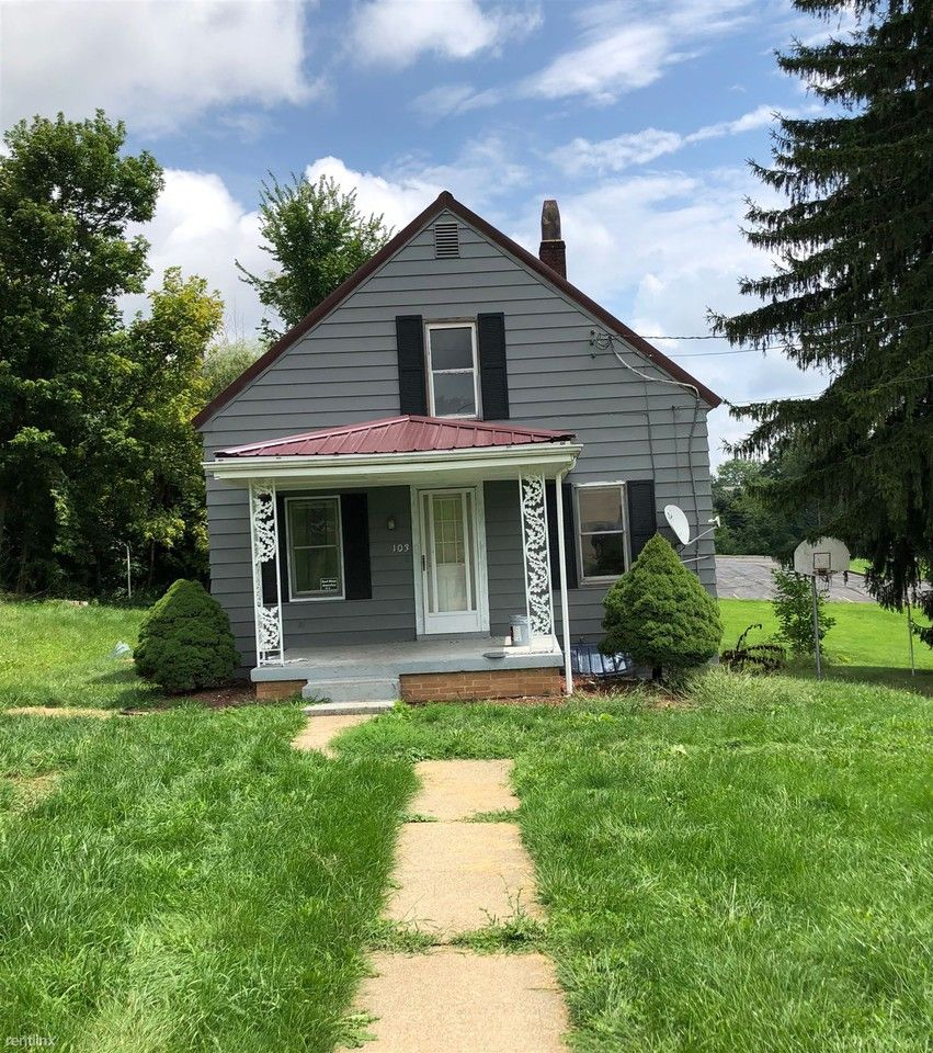 103 Warsaw St, Weirton, WV 26062 3 Bedroom House For Rent