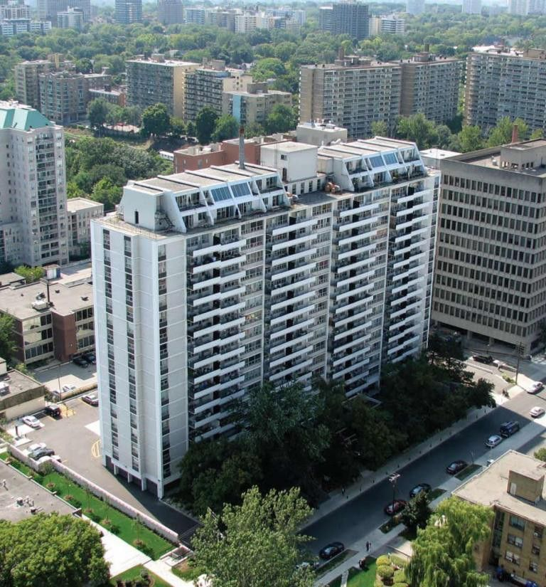 Apartments For Rent Toronto: 45 Balliol Street Apartments For Rent