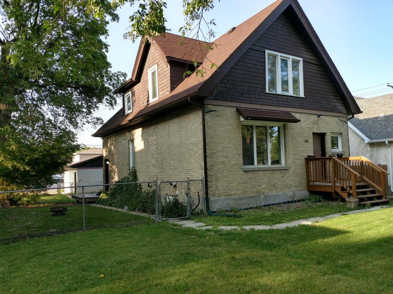 289 Horace Street, Winnipeg, MB R2H 0W7 - 1 Bedroom ...
