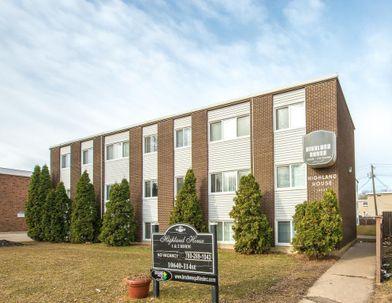 Highland House Apartments - 10640 114 St NW, Edmonton, AB ...