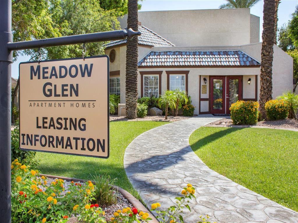 Meadow Glen Apartments 4201 W Union Hills Drive