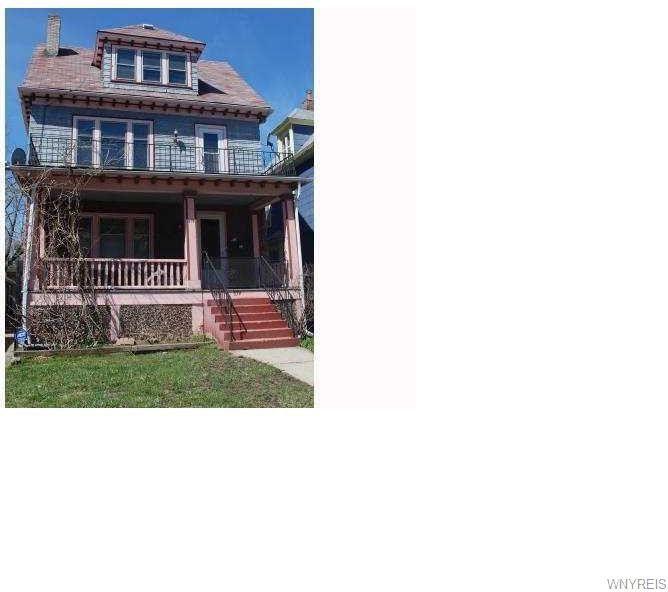 874 Elmwood Ave #3rdFL, Buffalo, NY 14222 1 Bedroom