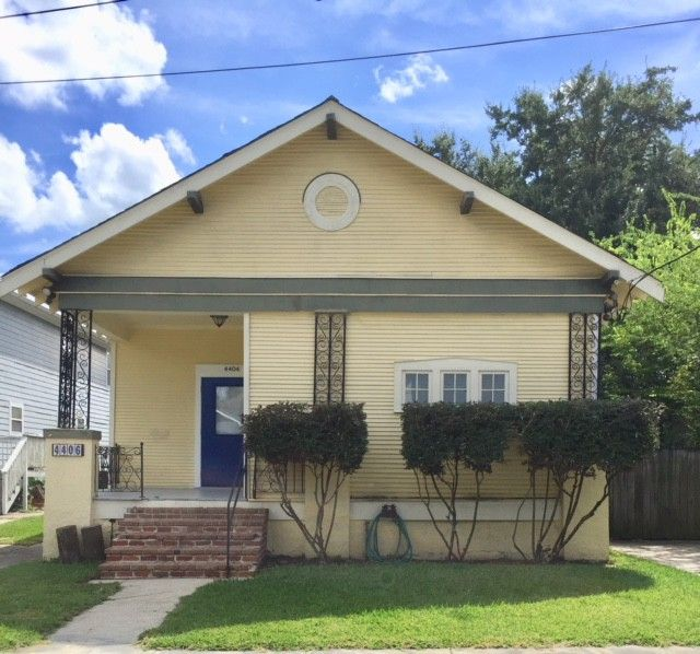 La Apartments Cheap: 4404 Walmsley Ave, New Orleans, LA 70125 3 Bedroom