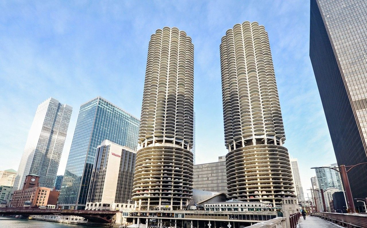 Marina City Apartments For Rent