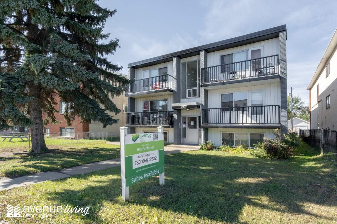 Brook Manor Apartments For Rent 12140 82 Street