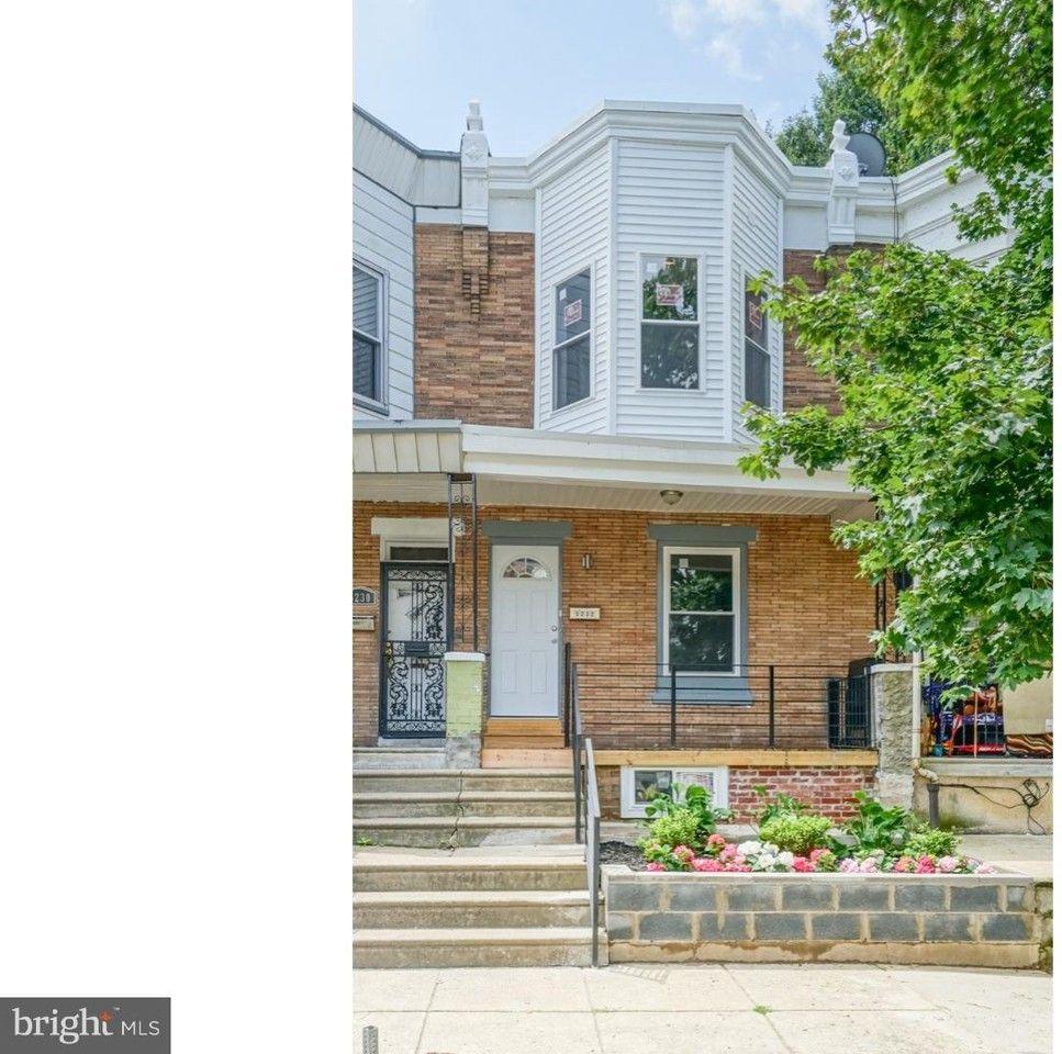 5232 Rodman St, Philadelphia, PA 19143 2 Bedroom House For