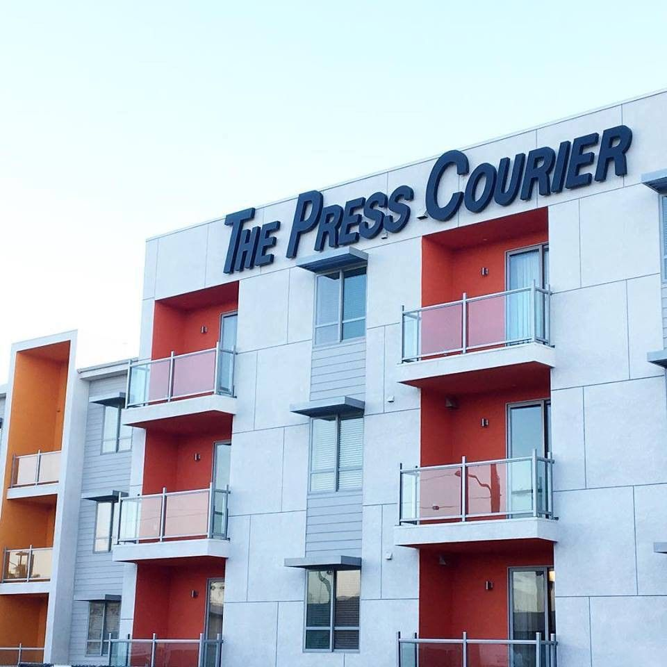Apartments Near Me Based On Income: Press Courier Apartments For Rent