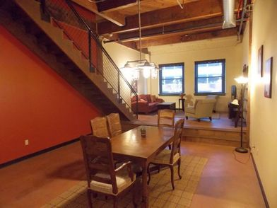 Oliver Building Lofts Apartments For Rent 2702 Montana