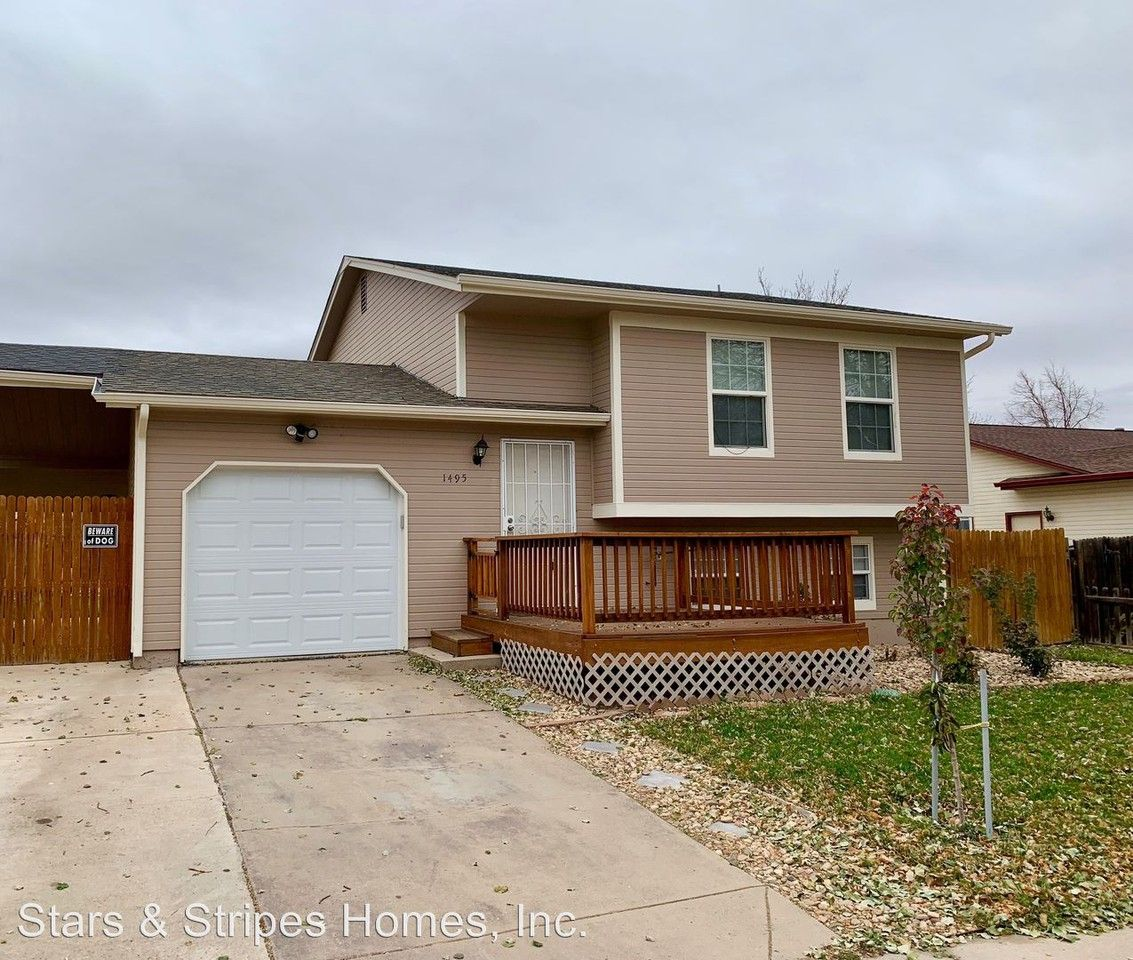 1495 S Biscay Ct, Aurora, CO 80017 3 Bedroom House For