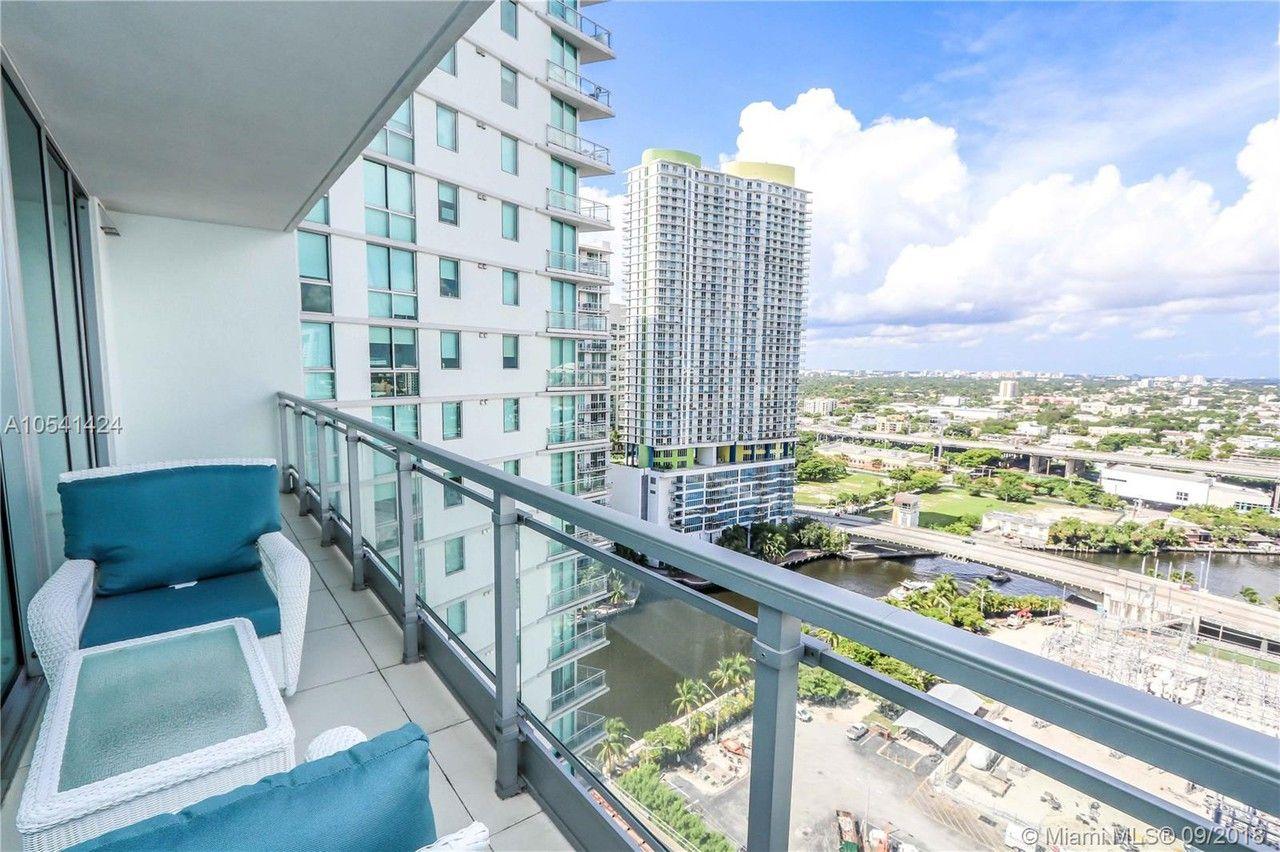 92 Sw 3rd Street 2508 Miami Fl 33130 1 Bedroom Condo