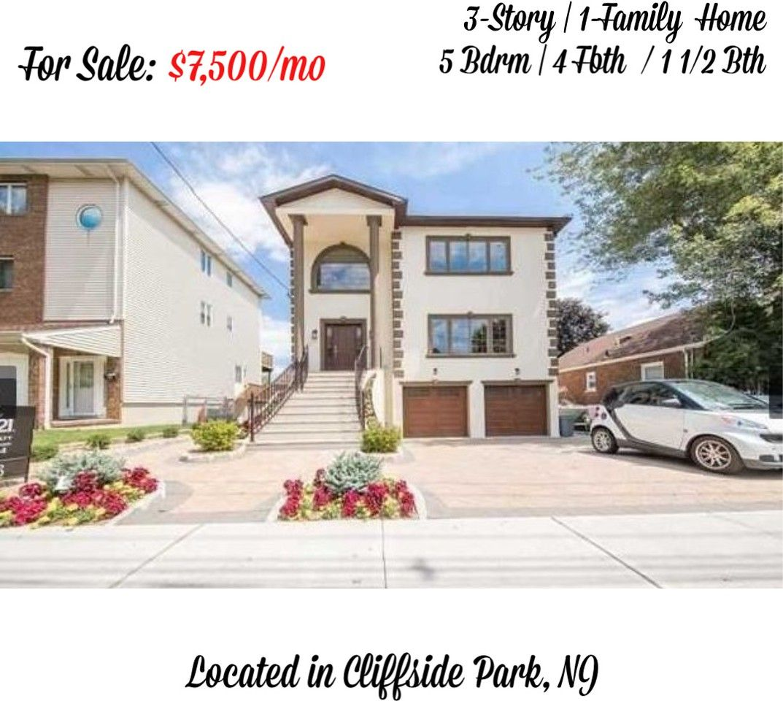 Cedar Street Apartments: 196 Cedar St, Cliffside Park, NJ 07010 2 Bedroom Apartment