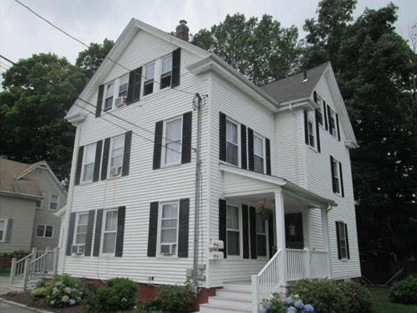 29 S Pine St 2 Haverhill Ma 01835 2 Bedroom House For