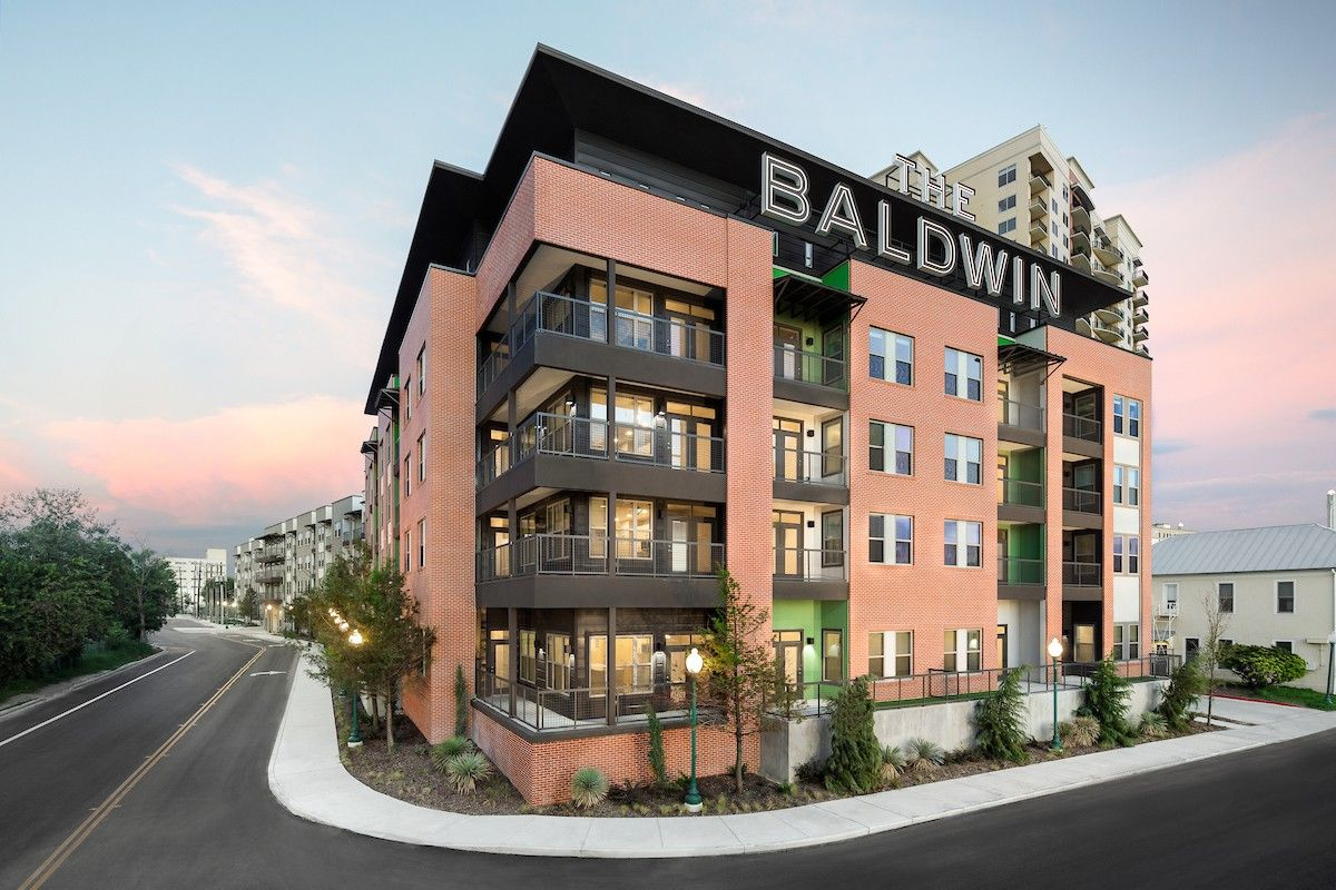 The Baldwin At St Paul Square Apartments For Rent 239