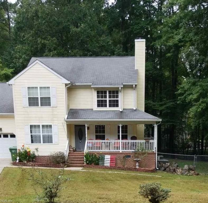 7325 Jefferson Ct, Gloucester, VA 23061 3 Bedroom House