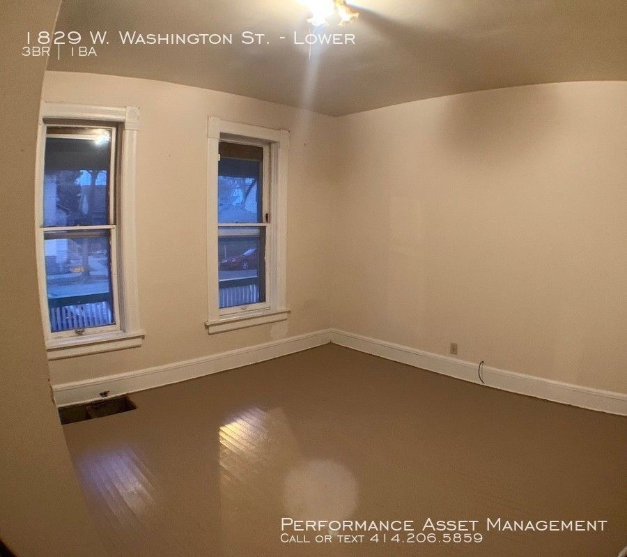 2 Bedroom Apartments For 650 In Philadelphia: 1829 W Washington St #LOWER, Milwaukee, WI 53204 3 Bedroom