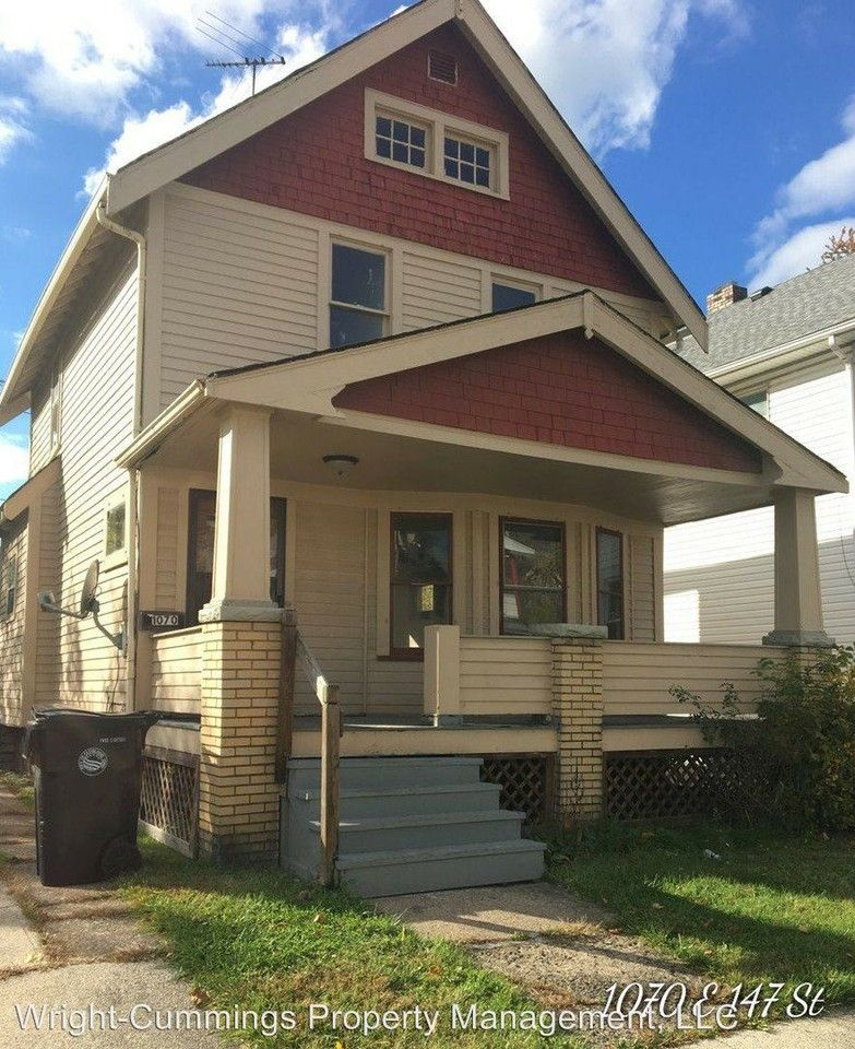 Forest Hills Apartments Cleveland Ohio: 1070 E 147th St, Cleveland, OH 44110 2 Bedroom House For
