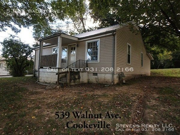 539 S Walnut Ave, Cookeville, TN 38501 2 Bedroom House for ...
