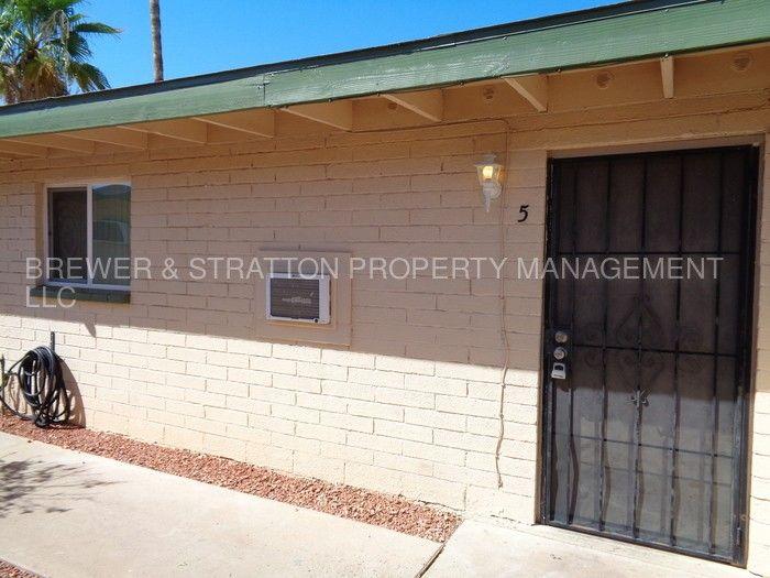 2839 W Melvin St 5 Phoenix Az 85009 1 Bedroom Apartment