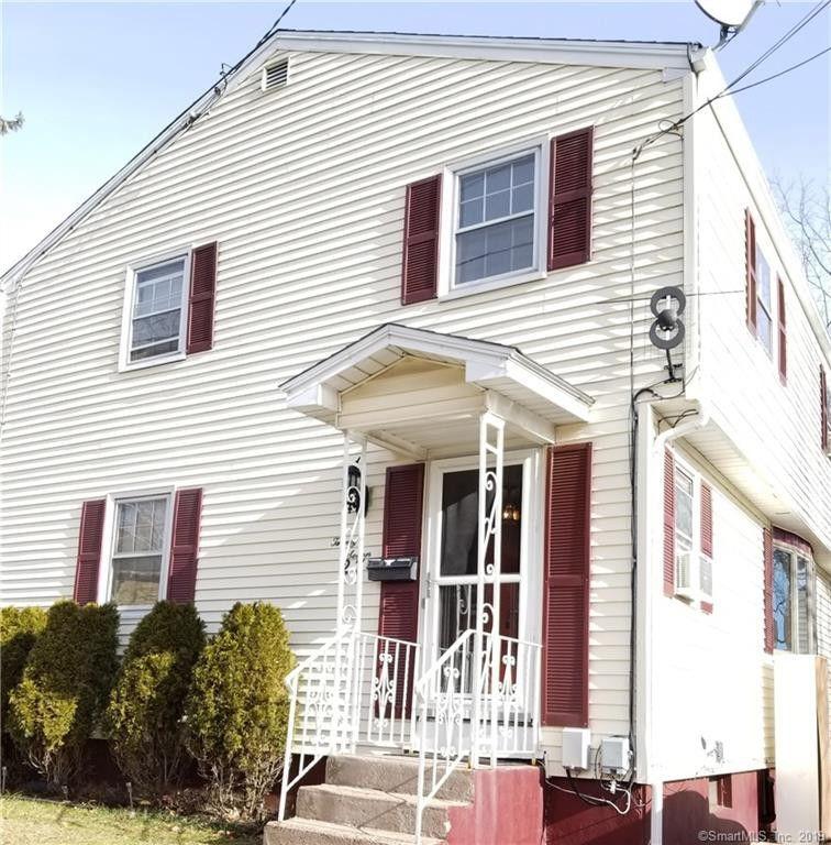 27 Chestnut St, Windsor Locks, CT 06096 3 Bedroom House