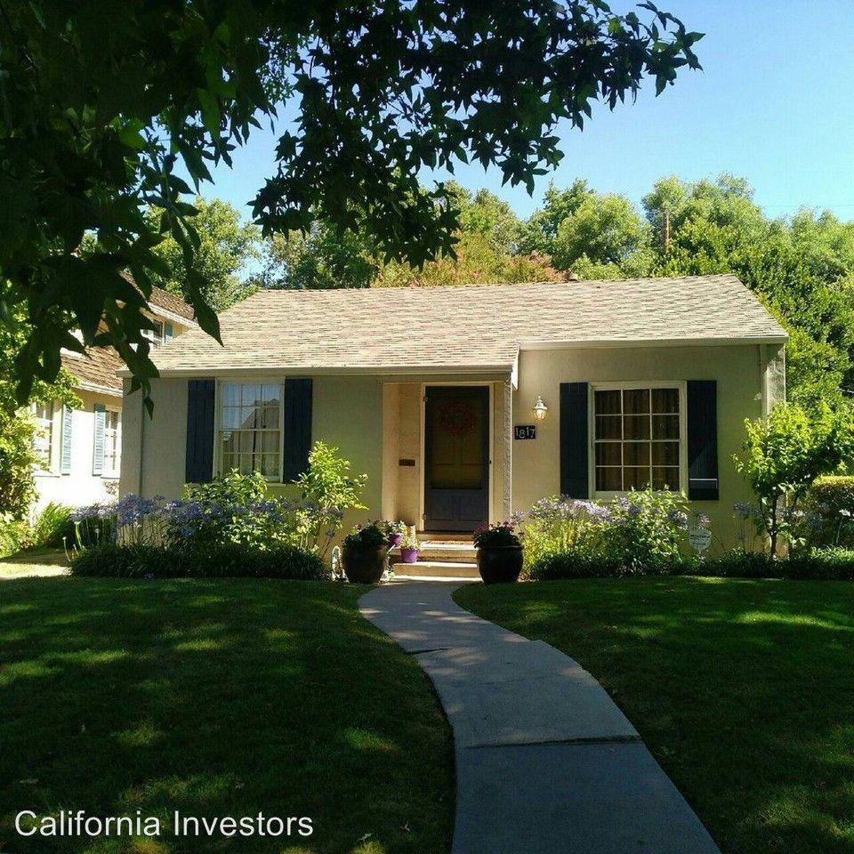 2 Bedroom Apartments Sacramento: 1817 Bidwell Way, Sacramento, CA 95818 2 Bedroom House For