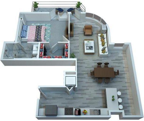 Apartments Phoenix Az First Month Free: 800 North Central Avenue, Phoenix, AZ 85004 1 Bedroom