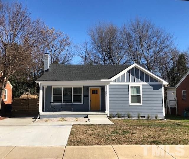 117 S Tarboro St, Raleigh, NC 27610 2 Bedroom House For