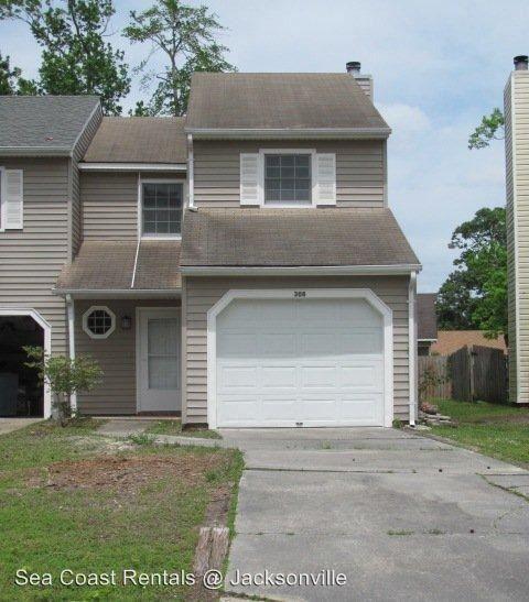 308 Bracken Pl, Jacksonville, NC 28540 2 Bedroom Apartment