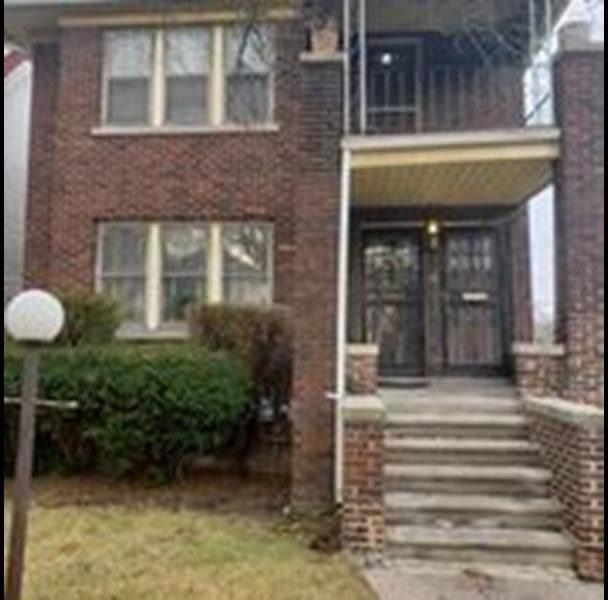 2720 Carter St, Detroit, MI 48206 2 Bedroom House For Rent
