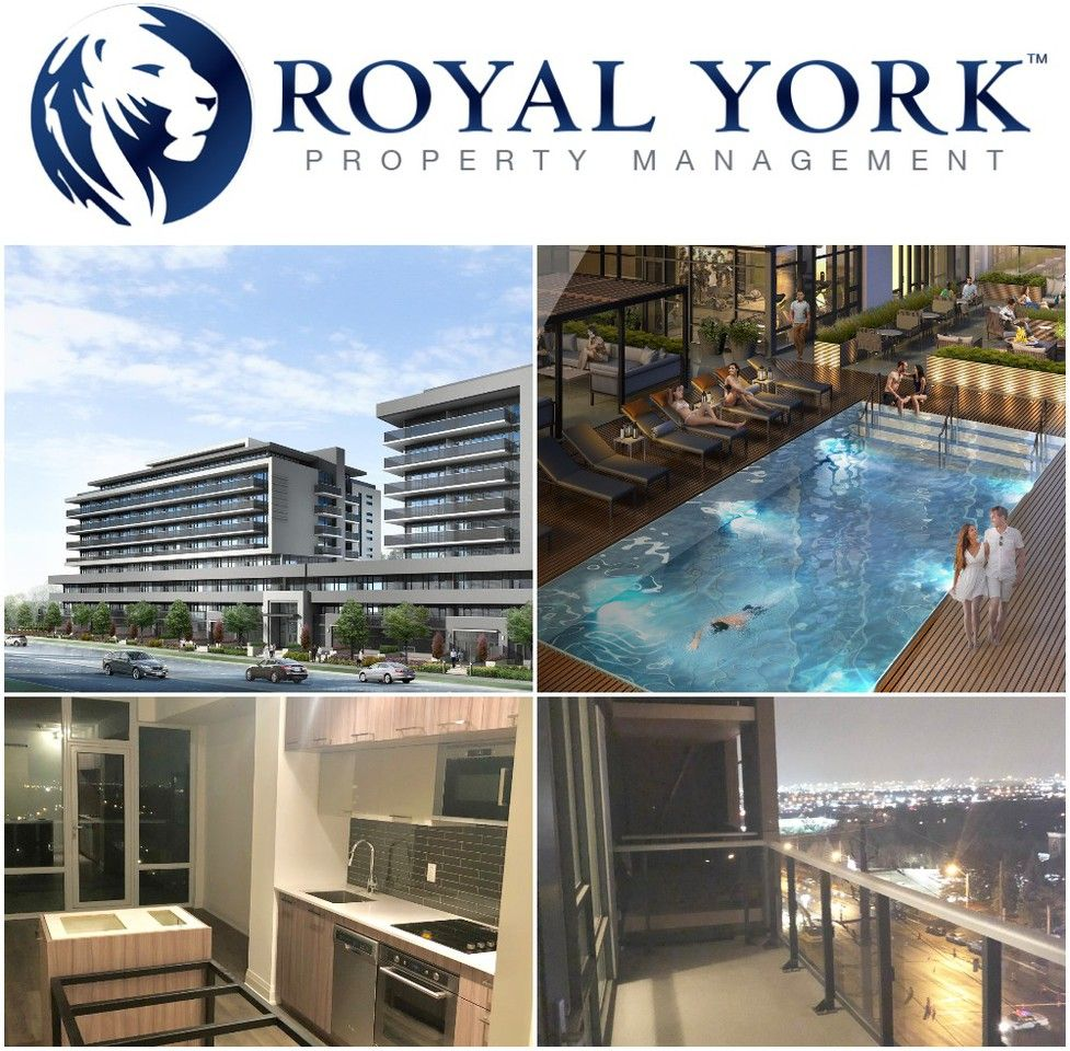 4800 Hwy 7, Vaughan, ON L4L 1H7 2 Bedroom Condo For Rent