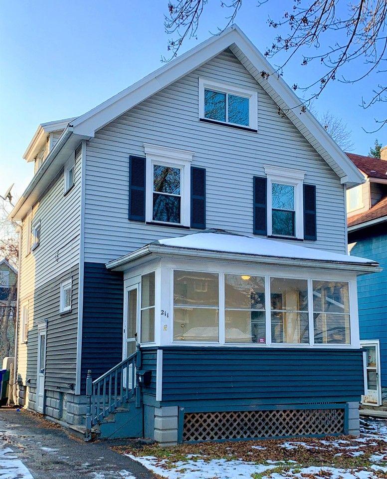 211 Bidwell Terrace, Rochester, NY 14613 3 Bedroom House