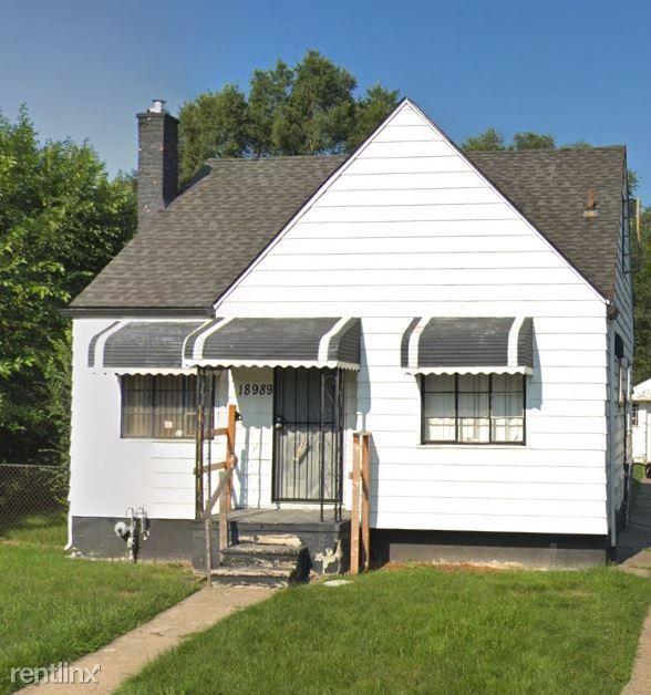 18989 Pelkey St, Detroit, MI 48205 3 Bedroom House For