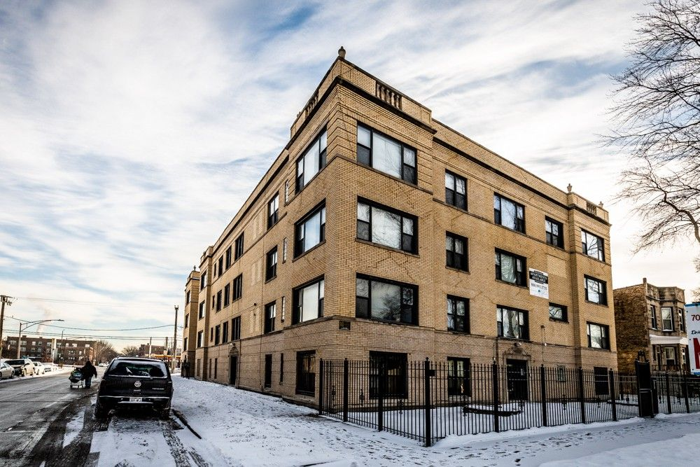 7003 S Harper Apartments For Rent In South Shore Chicago