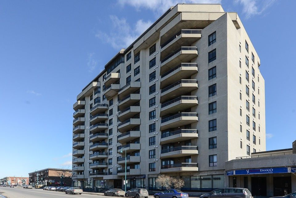 Le Baron II Apartments for Rent - 6060 Rue Jean-Talon Est ...