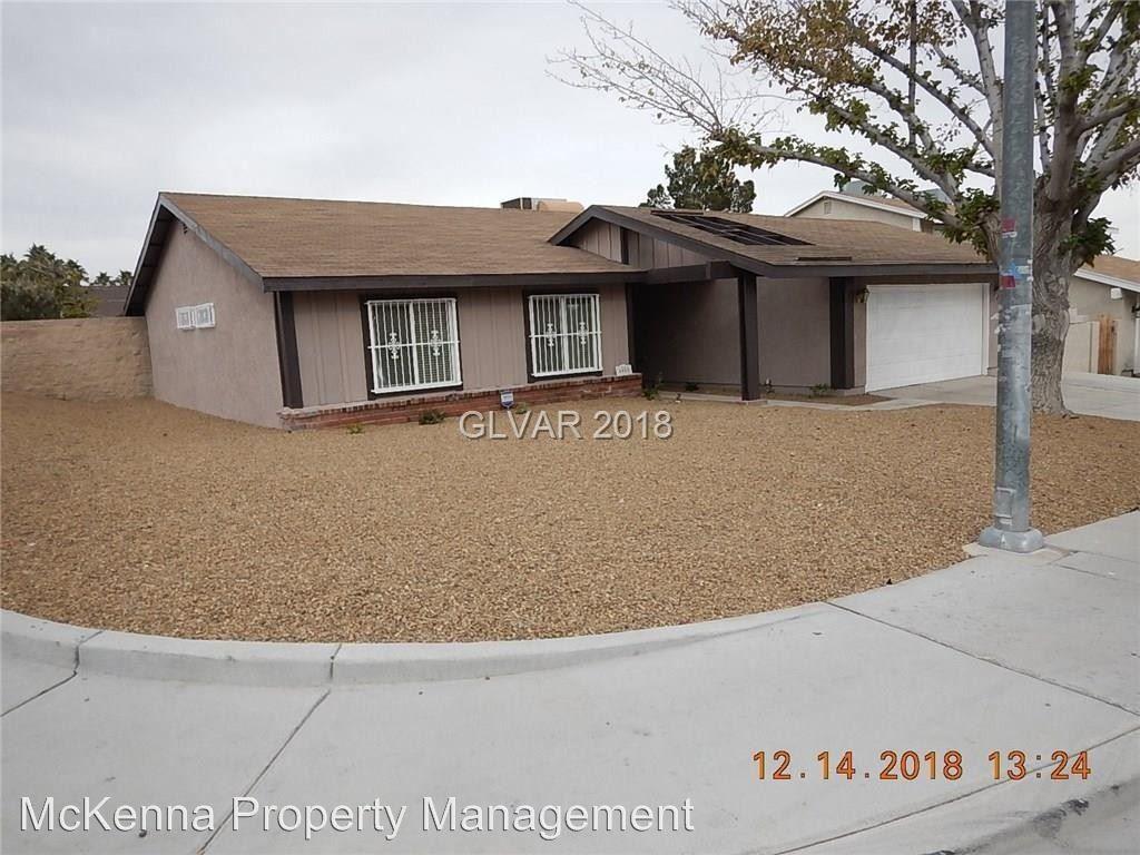4080 E Reno Ave Las Vegas Nv 89120 3 Bedroom House For