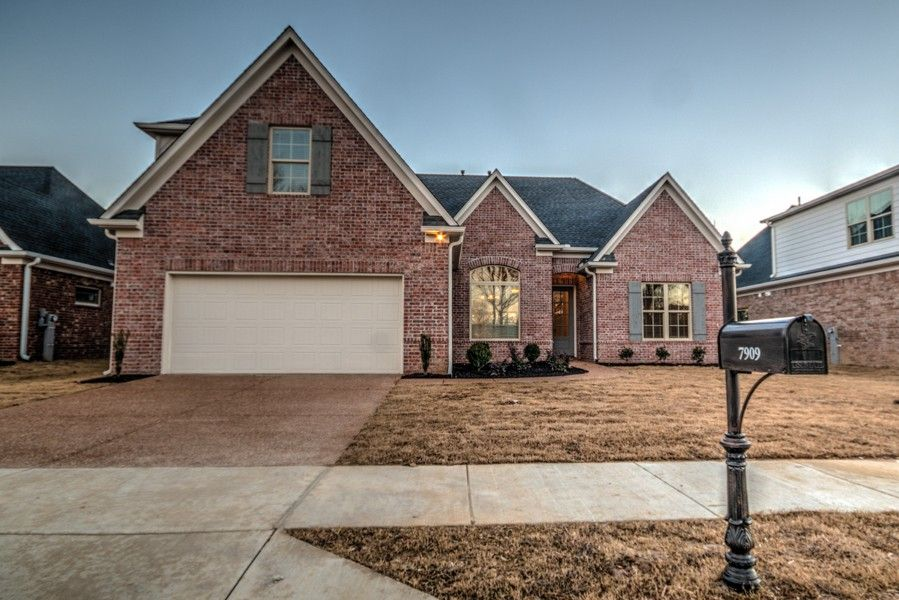 7909 country lake dr bartlett tn 38133 4 bedroom house