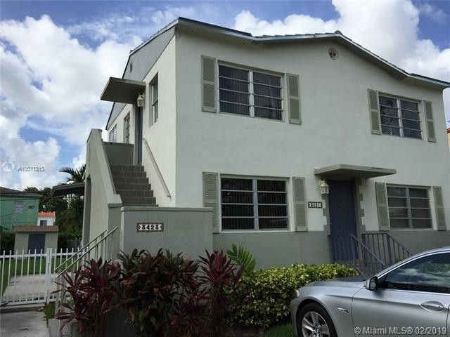 3421 sw 16th st 1 miami fl 33145 2 bedroom apartment - 1 bedroom apartments for rent in miami ...