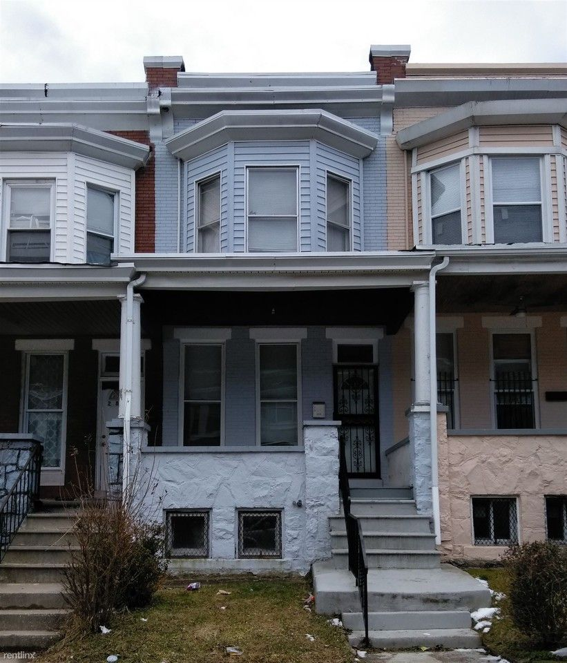 2823 Riggs Ave, Baltimore, MD 21216 3 Bedroom House For