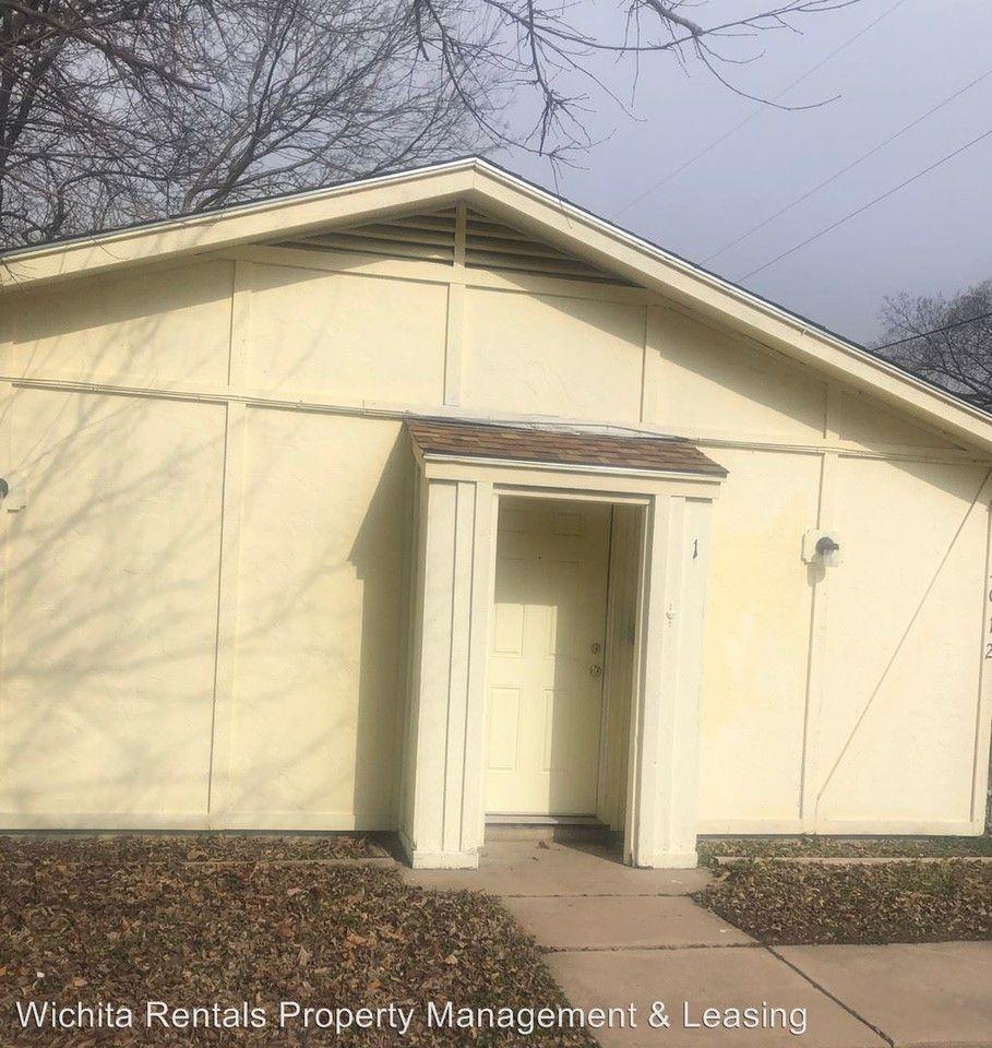 3012 E 1st St N #1, Wichita, KS 67214 2 Bedroom House For