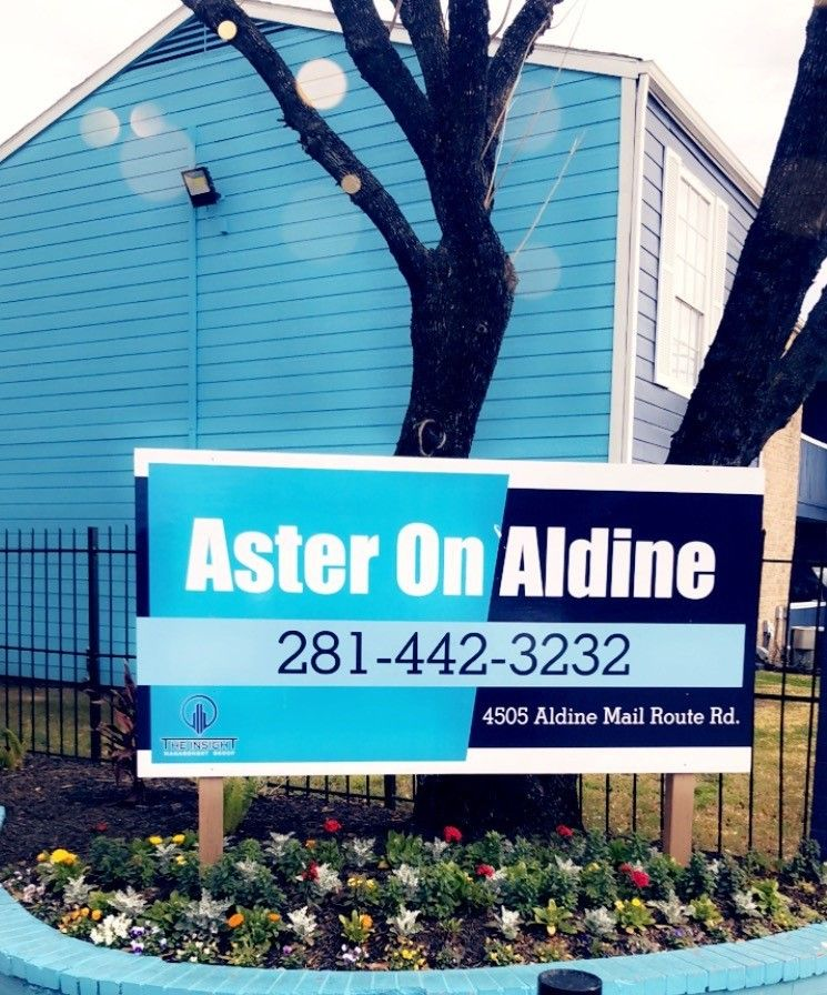 Cheap Rent Houston: Aster On Aldine Apartments For Rent