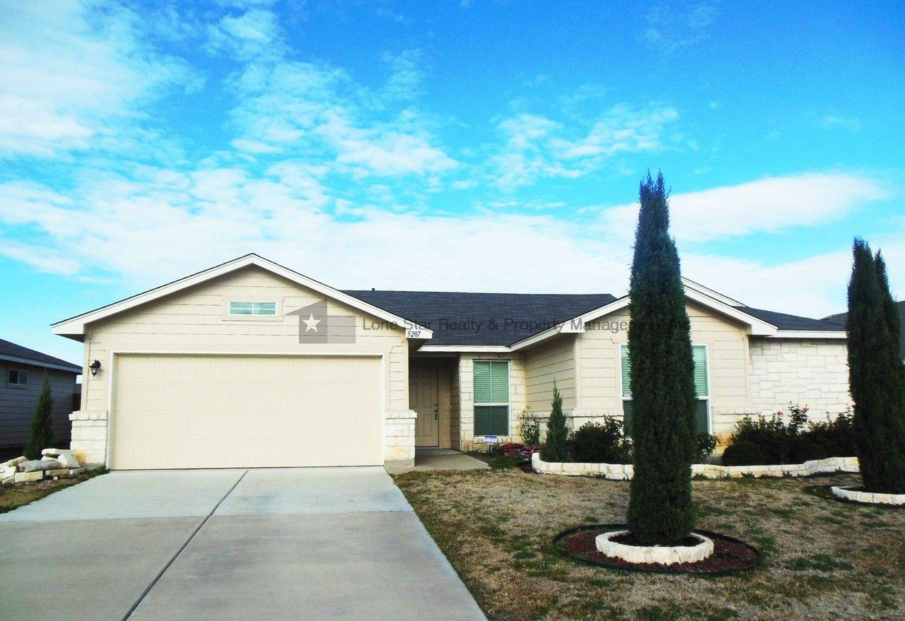5207 Rimes Court, Killeen, TX 76549 3 Bedroom House for ...