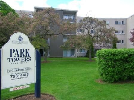 Park Towers Apartments 131 Raymond Street Guelph On