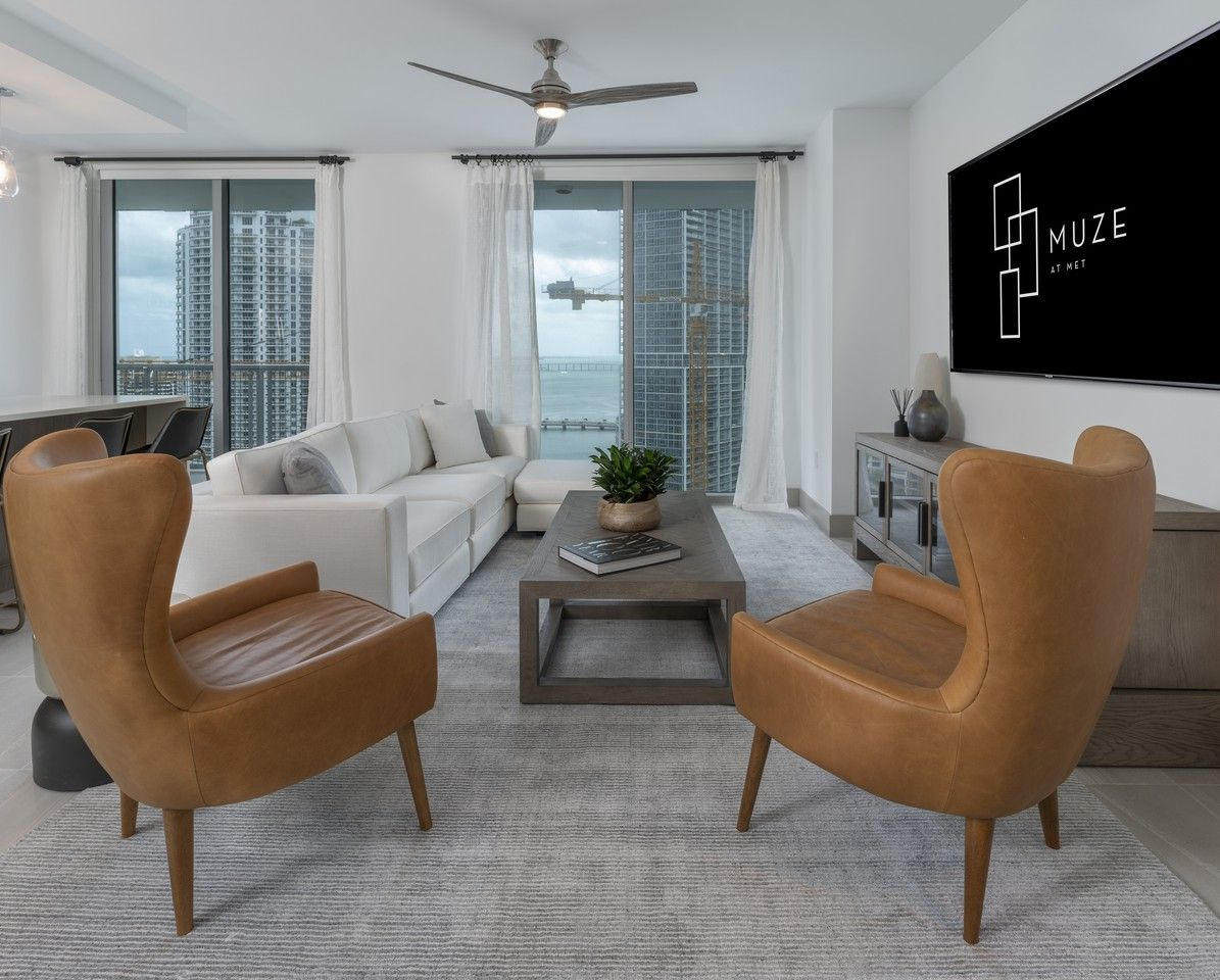 Muze At Met Apartments For Rent 340 Se 3rd St Miami Fl