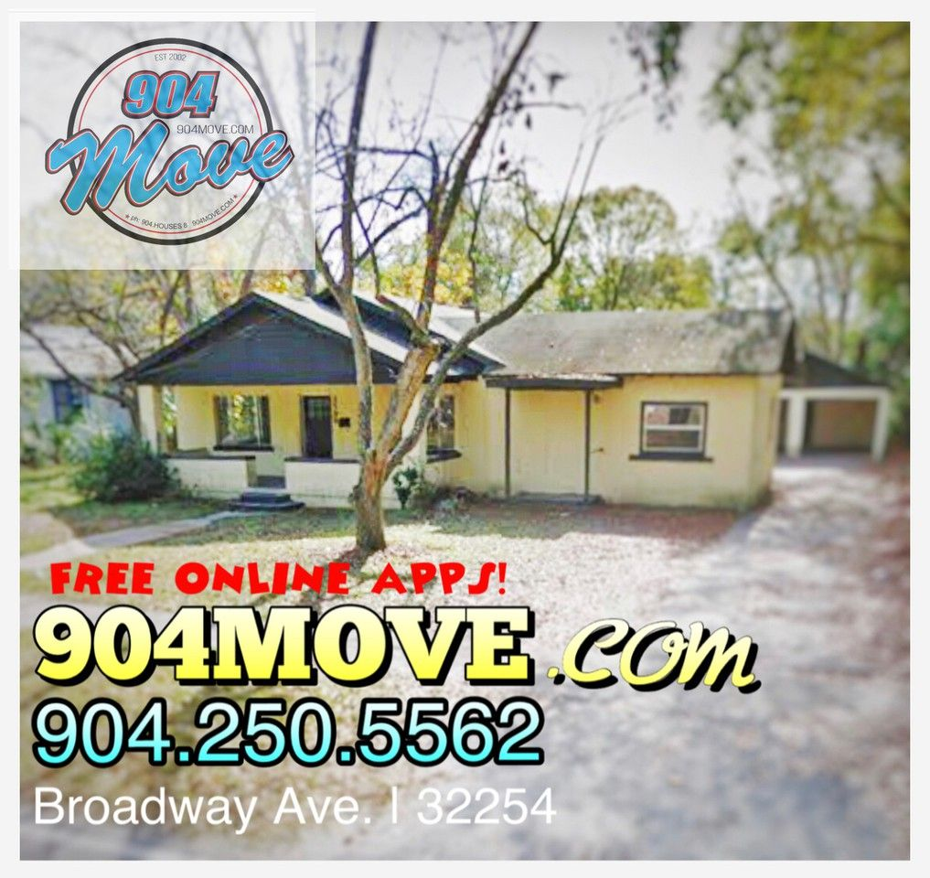 2598 Broadway Avenue, Jacksonville, FL 32254 4 Bedroom