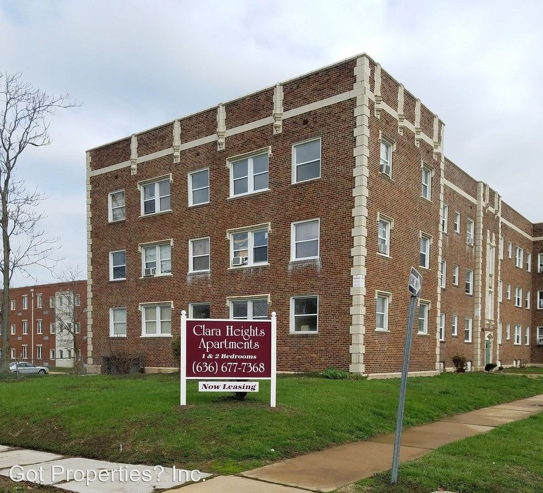 807 Clara Apartments For Rent In West End St Louis Mo