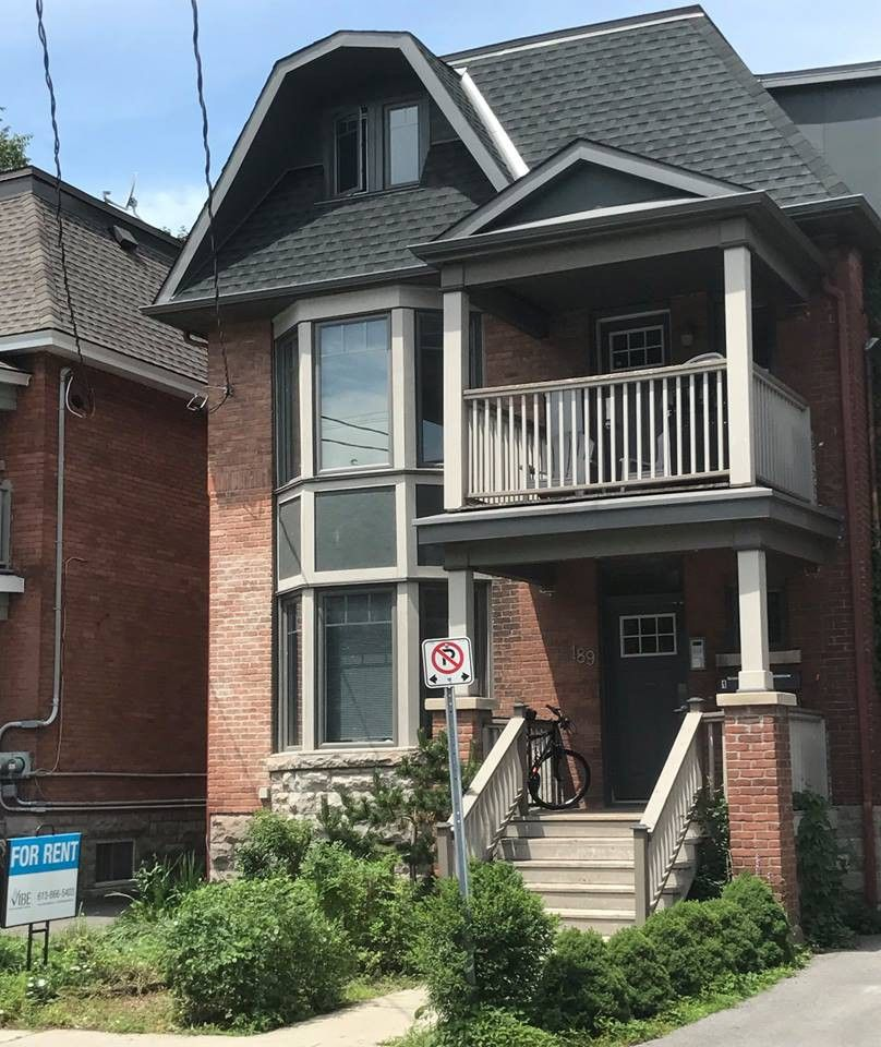 Updated Apartments For Rent: 189 Fourth Avenue, Ottawa, ON K1S 2L5 5 Bedroom Apartment