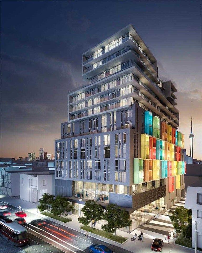 297 College St #1221, Toronto, ON M5T 1S2 3 Bedroom Condo