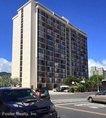 1020 Green St 206 Honolulu Hi 96822 Studio Condo For Rent