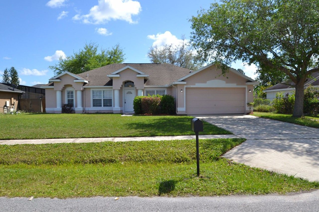 20216 Marlin St Wedgefield Fl 32833 4 Bedroom House For